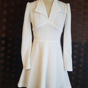 Vintage White Minidress